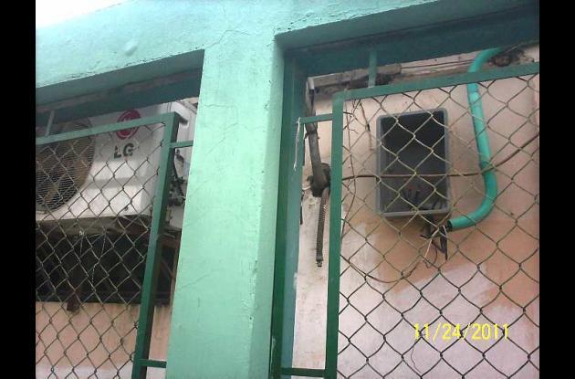 Electricaribe se llevó el medidor de la energía del hospital local de Villanueva