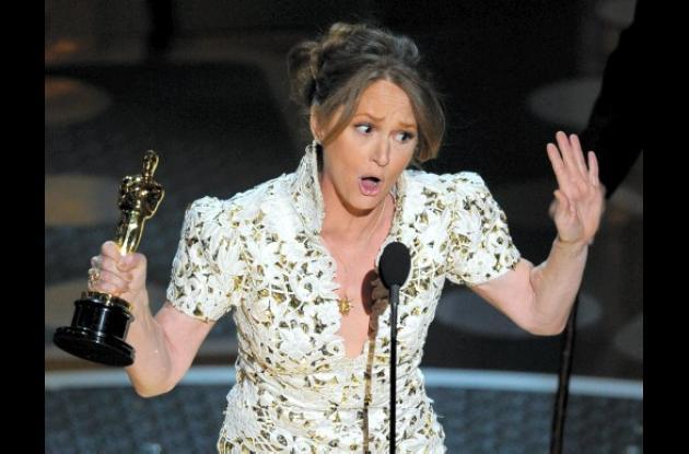 Melissa Leo, Oscar a Mejor Actriz Secundaria