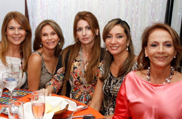 Cumpleaños de Marcela y Patricia Acero
