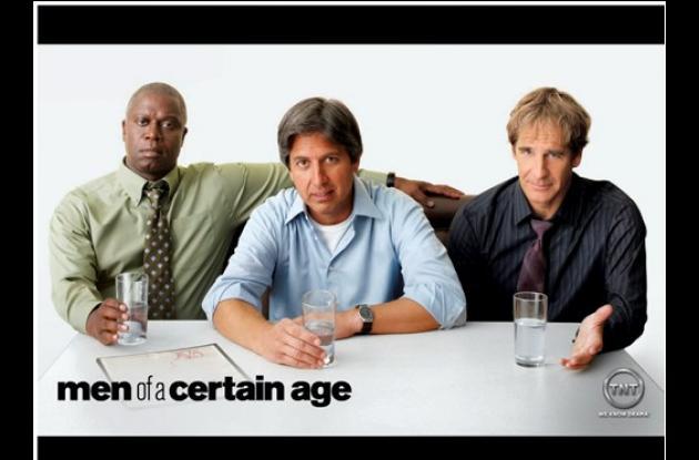 Men of Certain Age con Ray Romano, Scott Bakula y Andre Braugher