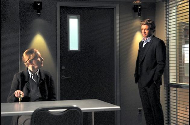 Simon Baker protagoniza a The Mentalist.