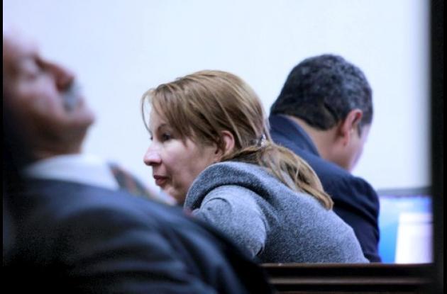 Mery Luz Londoño García, exdirectora de Etesa.