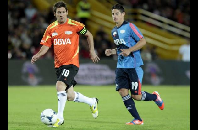 Messi James