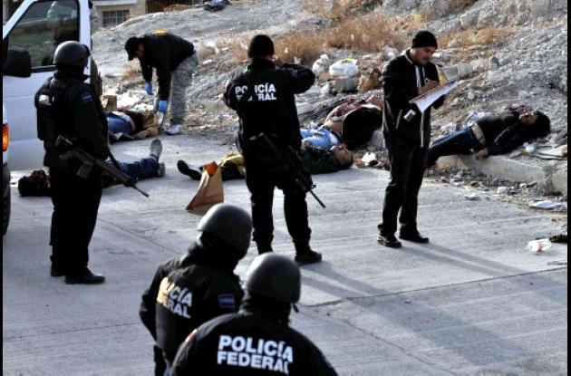 México sigue estremecido por las mueres violentas.