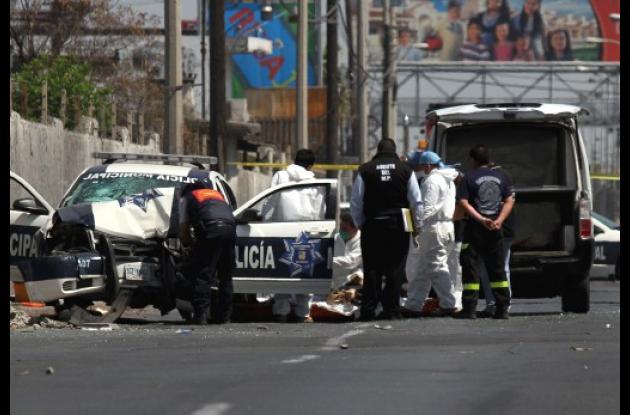 Monterrey es una de las ciudades afectadas por la violencia.