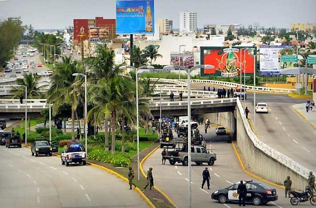 México sigue sacudido por la violencia generada por el narcotráfico.