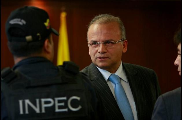 Miguel Ángel Moralesrussi, excontralor de Bogotá.