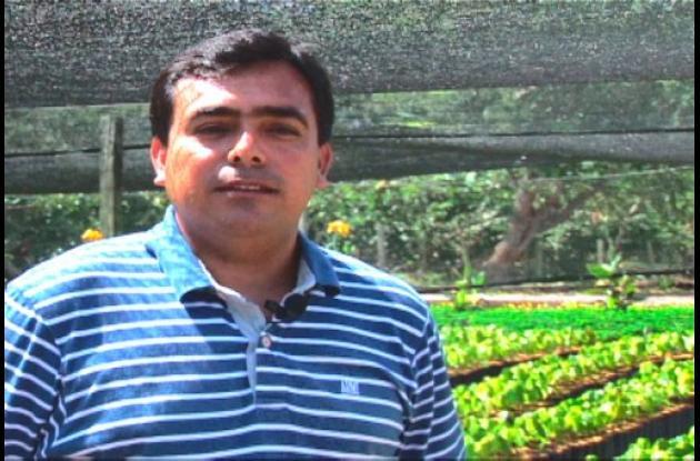 Miguel Daza, icono de la sustitución de cultivos ilícitos en Colombia.