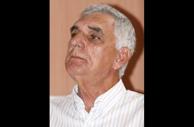 Miguel Nule Amín, exgobernador de Sucre capturado en Cartagena.