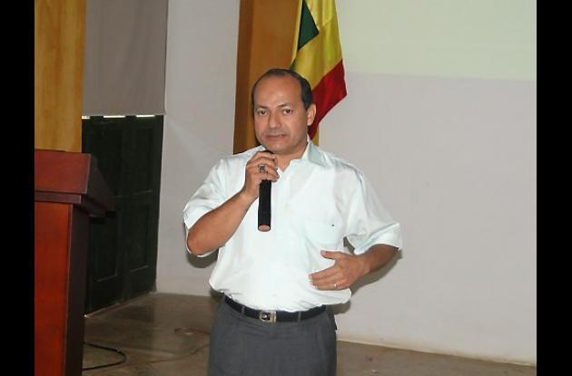 Miguel Raad, aspirante a la Alcaldía de Cartagena.