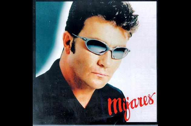 El cantante Mijares lanza nuevo àlbum