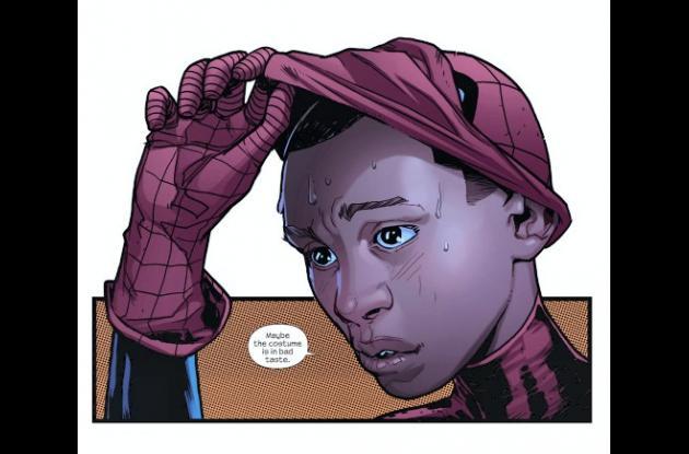 El nuevo Hombre Araña será un afrohispano: Mike Morales.