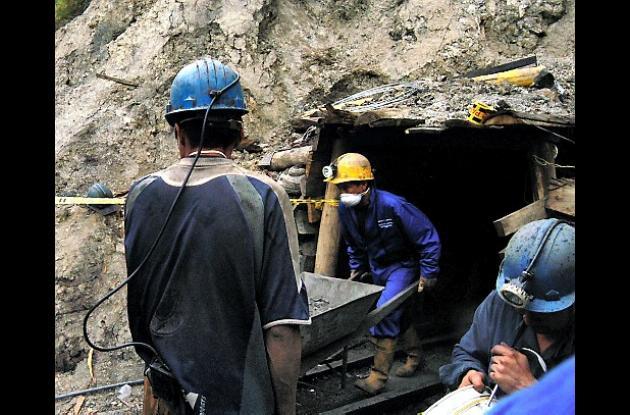 mina de Carbón El Diamante