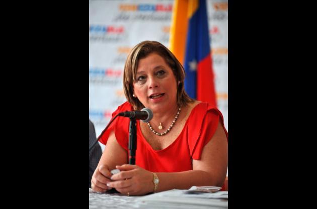 ministra de salud venezuela
