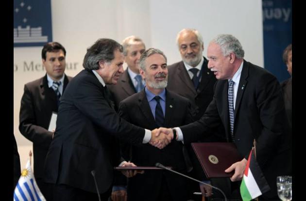 Acuerdo de libre comercio entre Mercosur y Palestina
