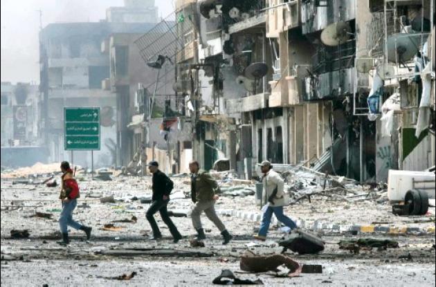 crisis en libia protestas