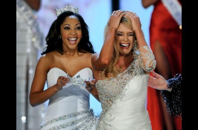 Teresa Scanlan, la Miss América más joven de la historia.
