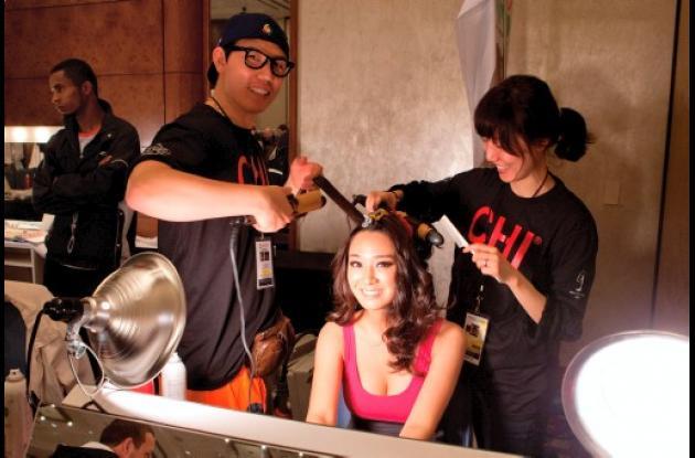 Las aspirantes a Miss Universo en Brasil