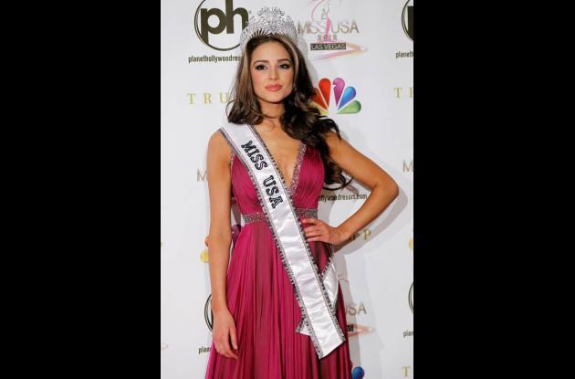 Olivia Culpo, nueva Miss Estados Unidos 2012