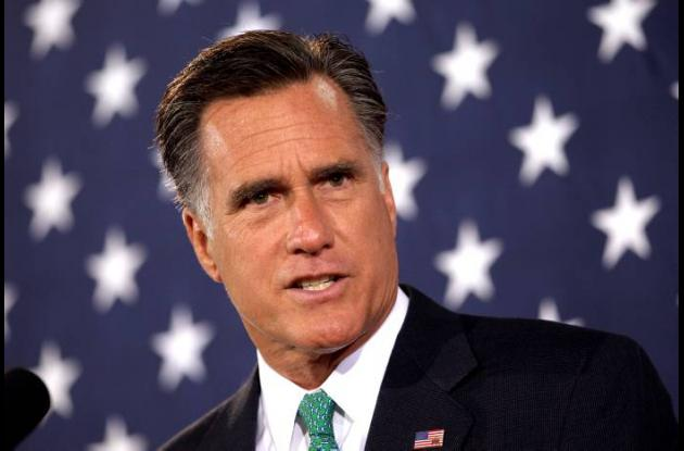 Mitt Romney, candidato a la Presidencia de Estados Unidos.