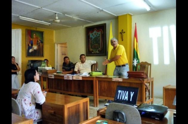 El Concejo Municipal de El Carmen de Bolívar propone una Moción de Censura a dos