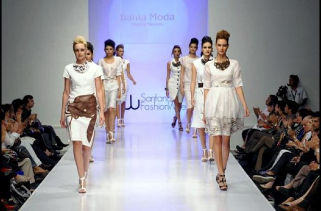 Apertura del Pabellón de Pasarelas de Santander Fashion Week.