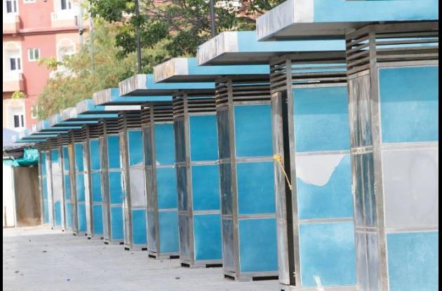 Modulos Parque del Centenario