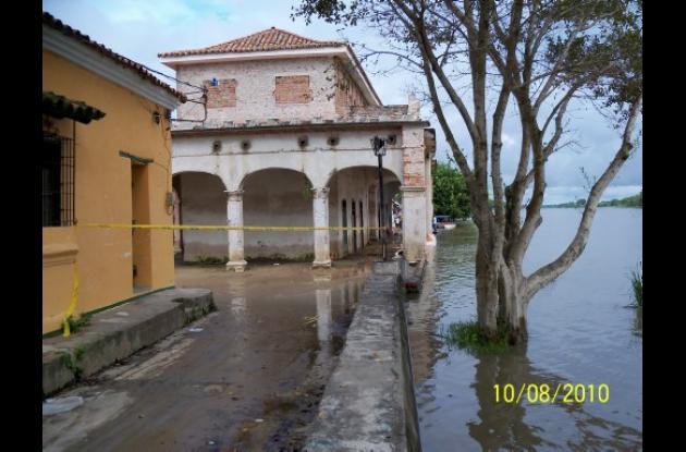 inundaciones en Mompox.
