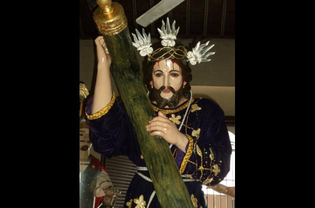 Una de las representaciones más bellas: Jesús de Nazareno del Paso Grande, image