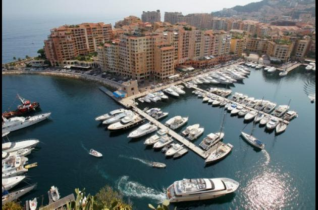El principado de Mónaco, paraíso para ricos y famosos.