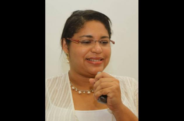 Mónica Sara Páez, del Tecnológico Comfenalc