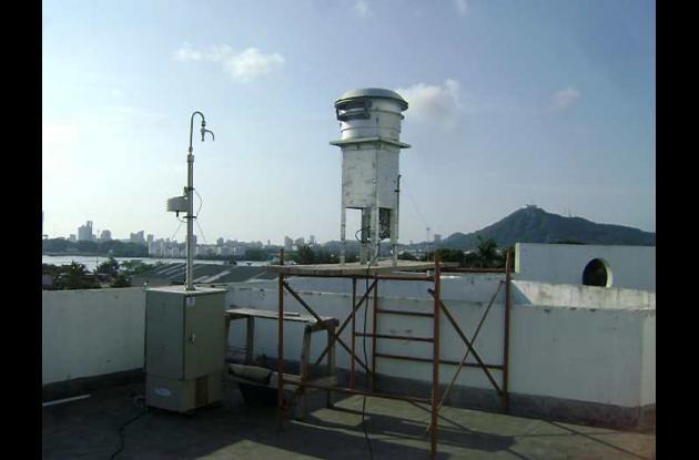 Cartagena contará con sistema para monitorear el aire.