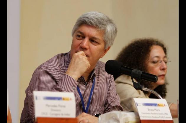 Bruno Moro, coordinador residente y humanitario de Naciones Unidas en Colombia