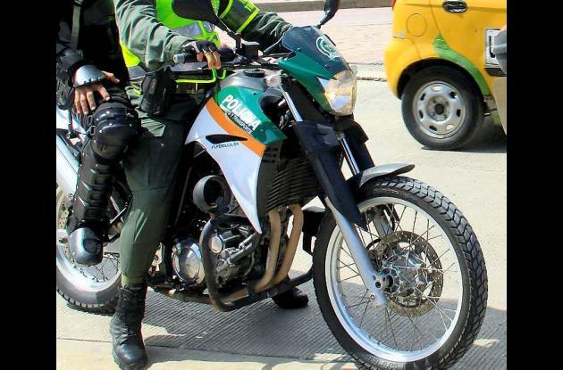 Denuncie el tránsito de motocicletas después de 11 de la noche al 123.