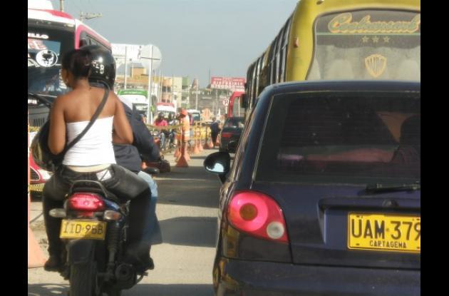 Conozca qué dice el Código Nacional de Tránsito sobre tránsito de motos.