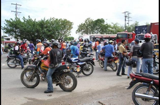 Mañana circulan las motos terminadas en número pares.