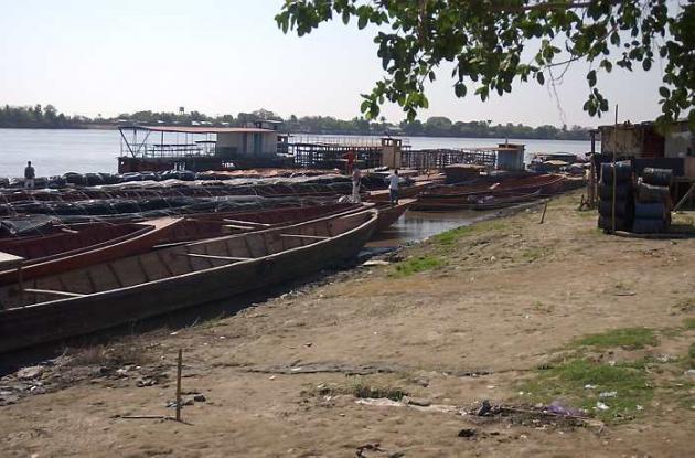 Con el muelle se quiere mejorar la infraestructura portuaria, ya que hoy en día