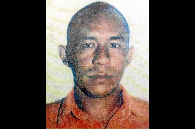 Tony Manuel Osorio Pérez, fallecido.