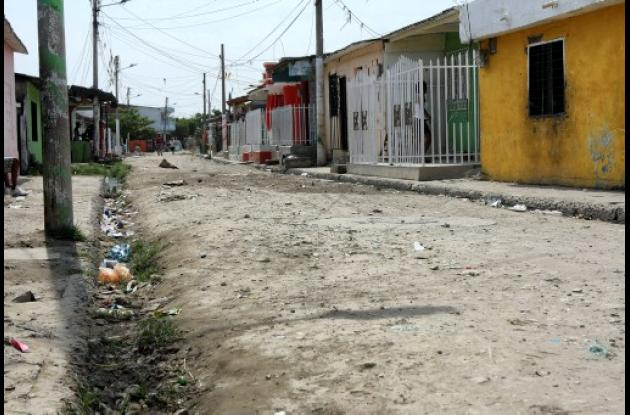 semana santa cartagena la esperanza pandillas balacera