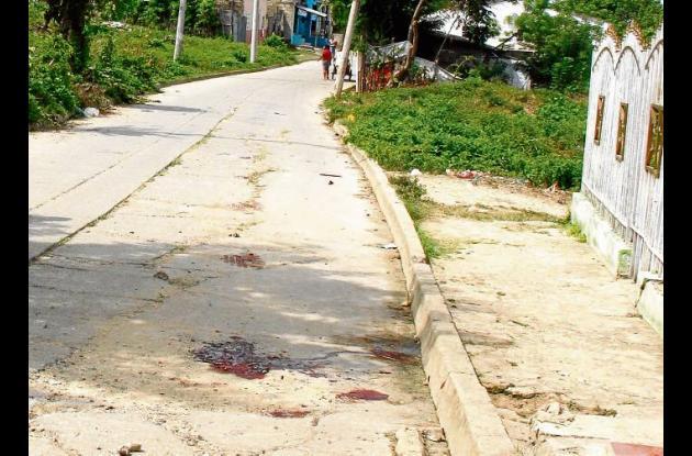 El crimen del mototaxista ocurrió en el sector Las Cocás, en el barrio El Paraís