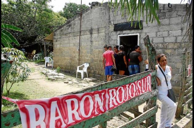 barrio Divino Niño de Sincelejo.