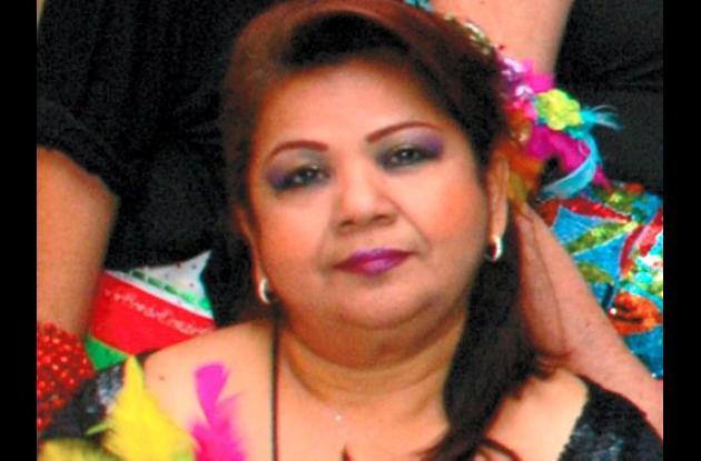 Margarita Rosa De las Salas Bacca