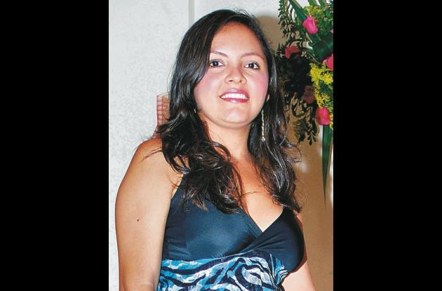 Eva María Villalba, asesinada.