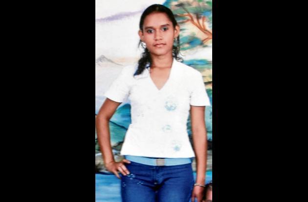 Yesica Medina Izquierdo, mujer asesinada.