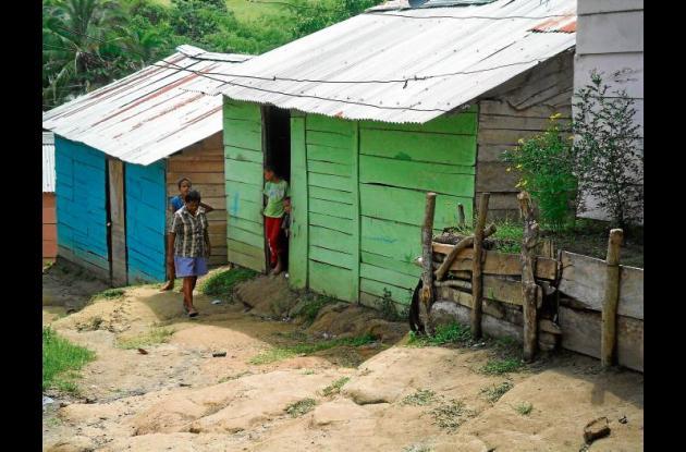 Una mujer fue hallada sin vida por un familiar en su humilde casa.