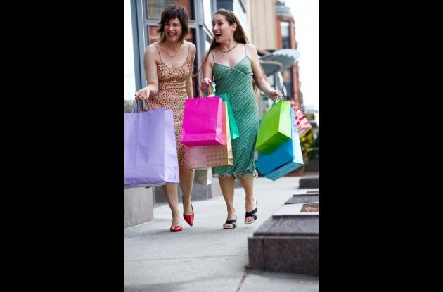 mujeres y sus motivaciones para la compra