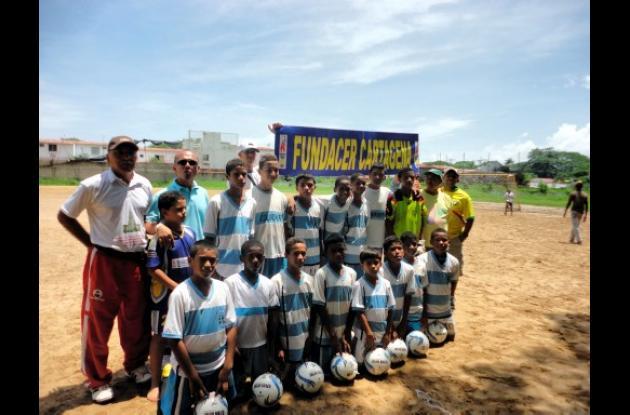 El equipo Julio Ariza confirmó su asistencia en el Mundialito de Fútbol Infantil