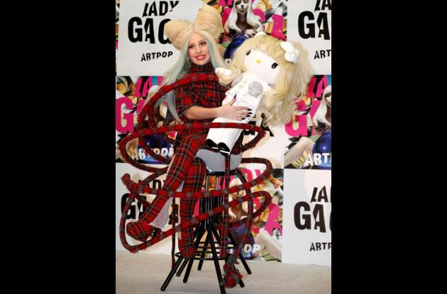 Muñecas de Lady gaga