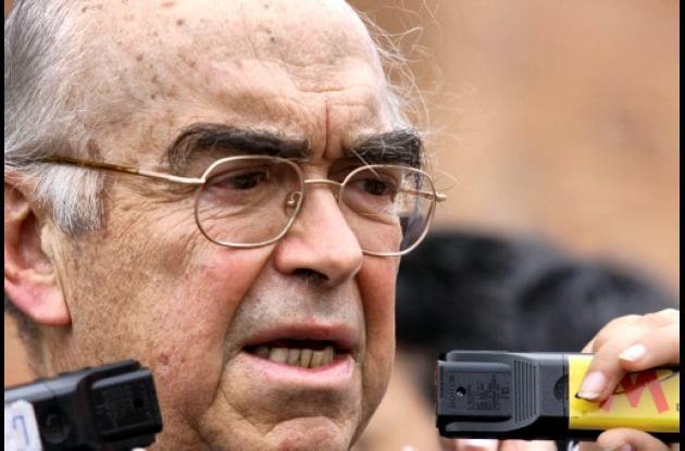 excanciller Augusto Ramírez Ocampo
