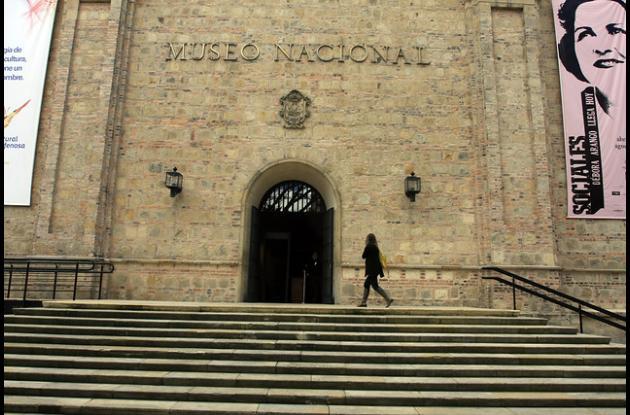 El museo nacional de Colombia.